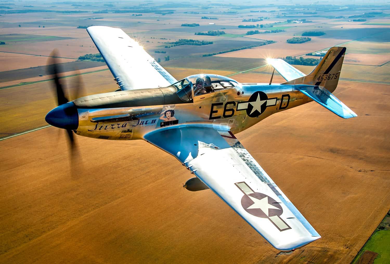 P-51D Sierra Sue II
