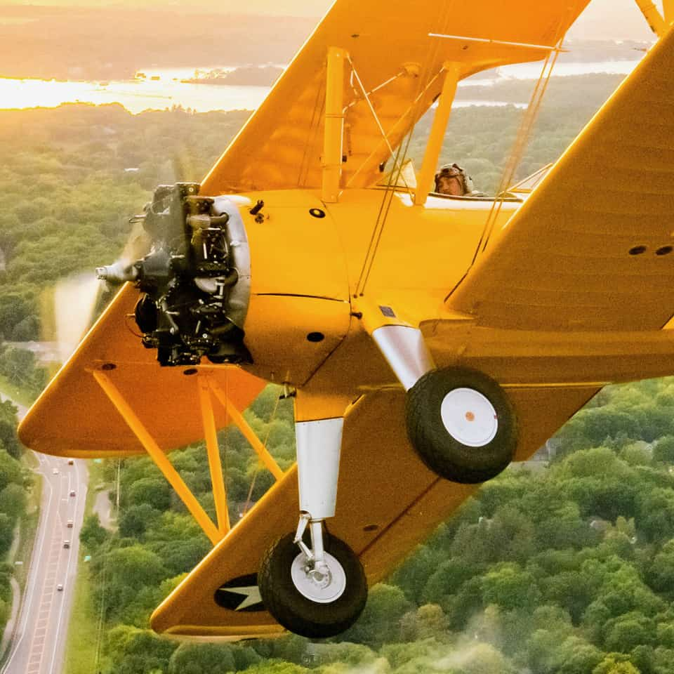 Wings of the North Boeing Stearman