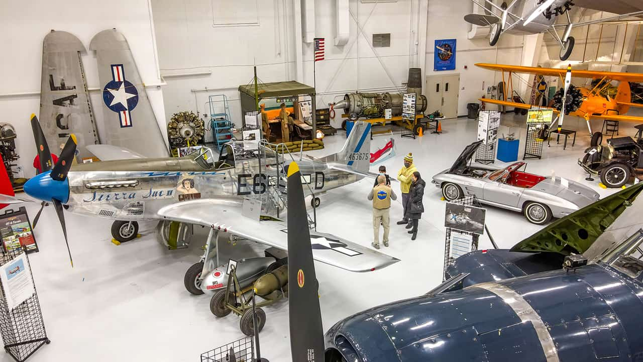 Wings of the North Restorations