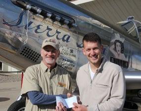 2015 Scholarship Winner is Jacob Walczynski