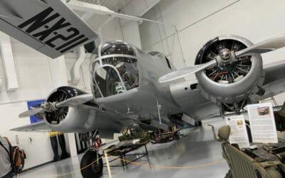 """Guest Aircraft SNB-1 """"Kansan"""""""