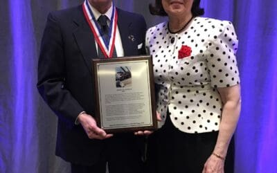 Bob Jasperson Inducted Into Minnesota Aviation Hall of Fame