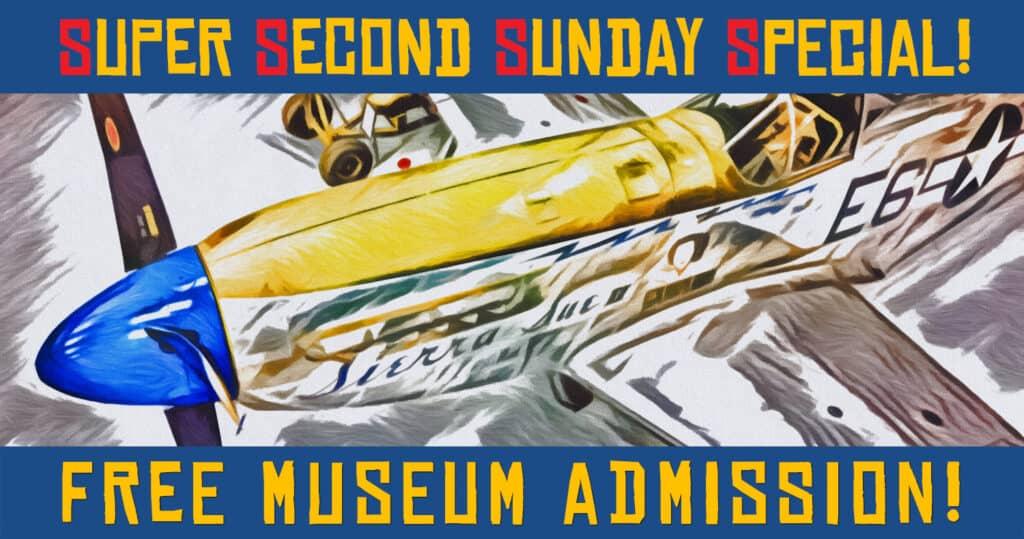 Second Sundays Free Museum Admission